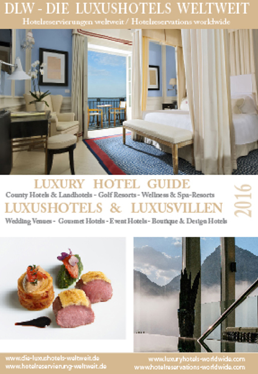 Luxury Hotels Europe catalogue 2015